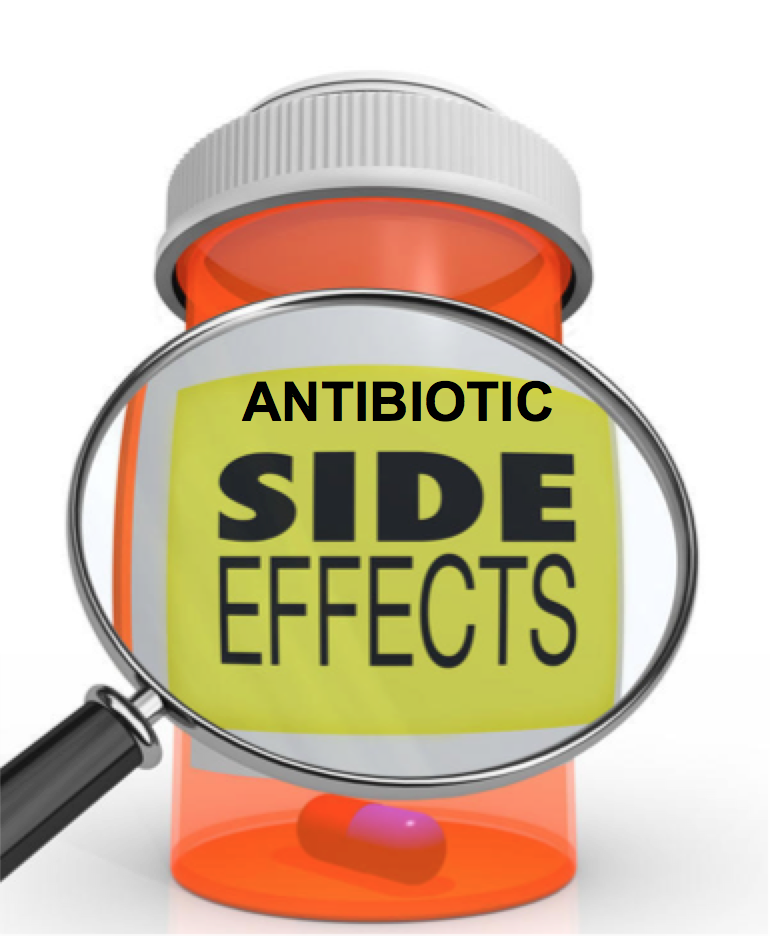 Potentially Deadly Antibiotic Side Effects
