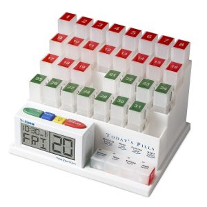 MedCenter 31 day pill organizer - gifts for older people
