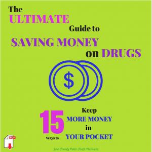 Save money on medications